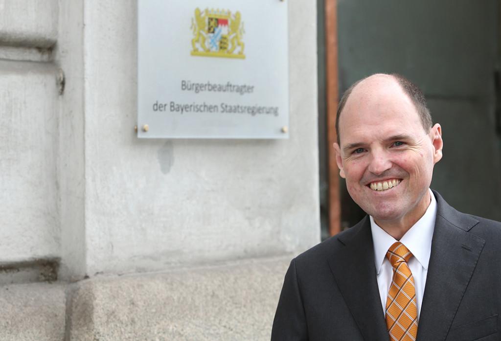 Bürgerbeauftragter Michael Hofmann